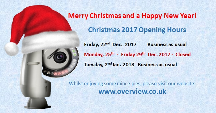 Overview_Opening_Hours 2017