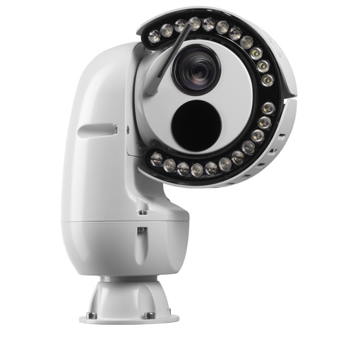 Hydra Duo - Ruggedised PTZ CCTV Camera
