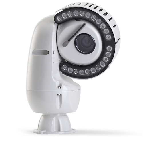 Hydra Uno - Ruggedised PTZ CCTV Camera