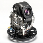 Flexible precision PTZ controllers