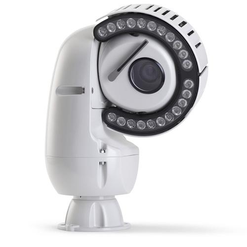 Hydra Uno - Ruggedised PTZ CCTV Camera